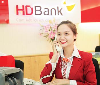 Cách liên hệ tổng đài HDbank