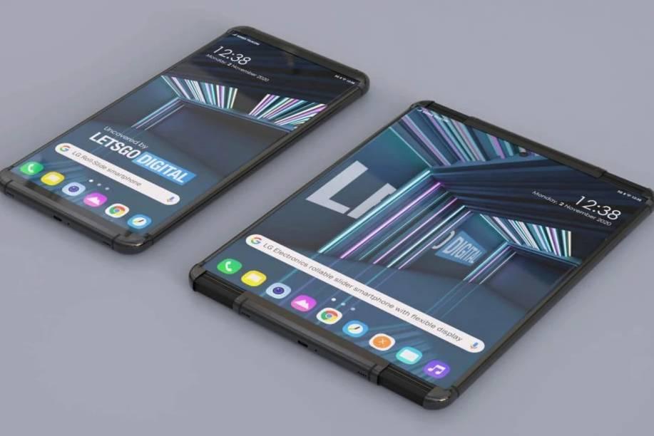 Chiếc smartphone giống một chiếc máy tính bản