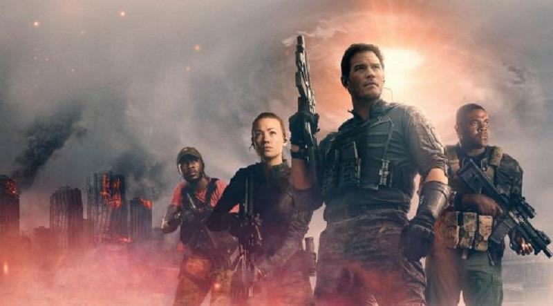Hình ảnh về các chiến binh trong The Tomorrow War