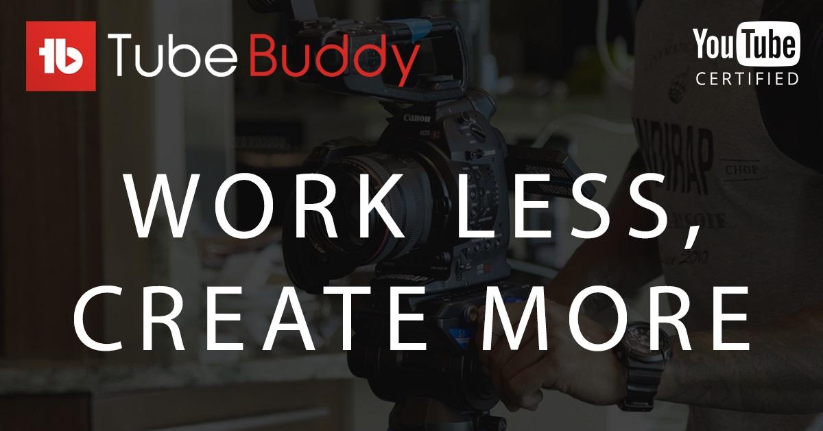 TubeBuddy hỗ trợ SEO Youtube hiệu quả