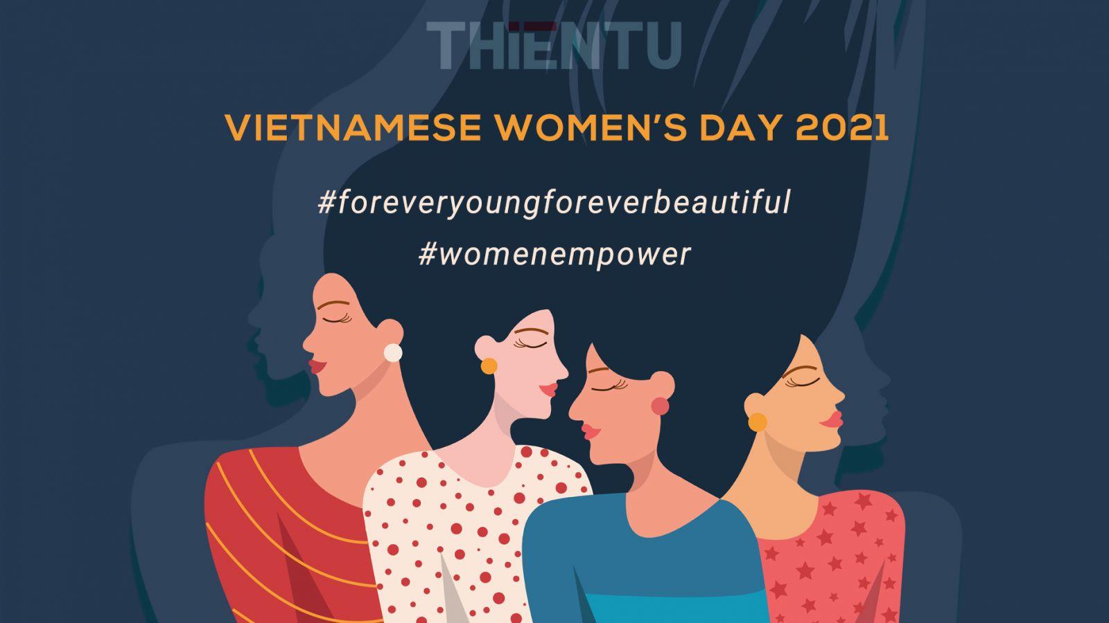 Vietnamese Women's day