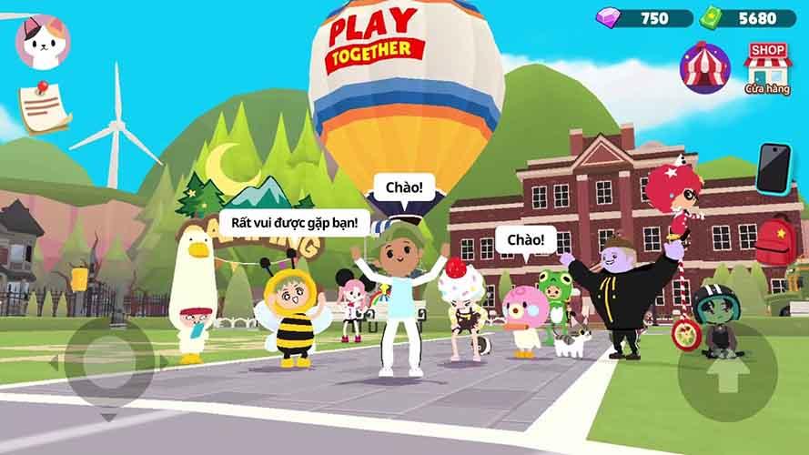 Play together là gì