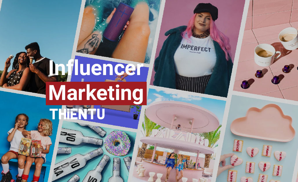 cách phát triển influencer marketing