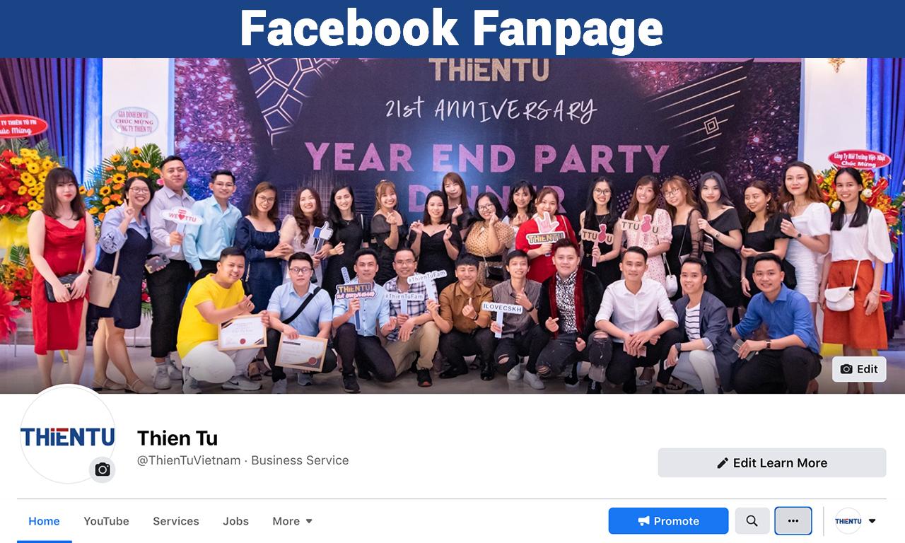 facebook fanpage là gì?