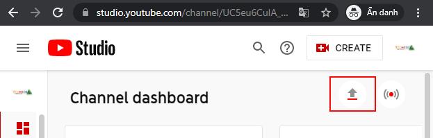 Hướng dẫn đăng tải youtube short
