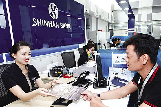 Hướng dẫn gọi tổng đài Shinhan bank