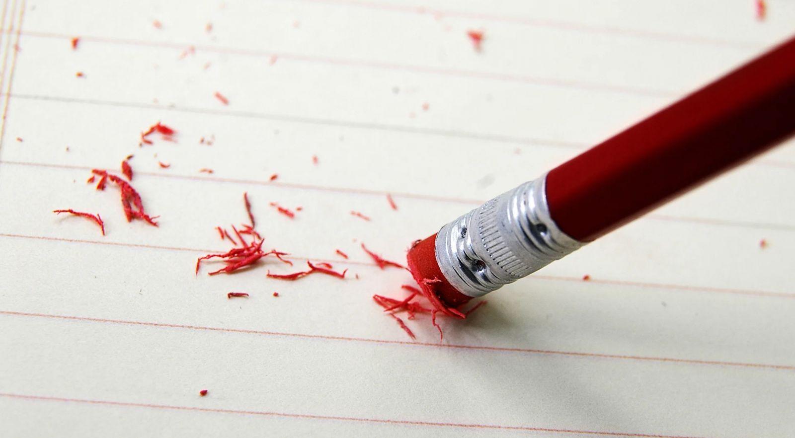 making mistake before deadline