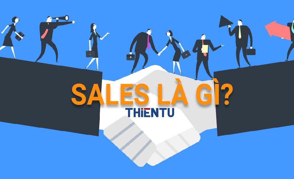 Sales là gì?