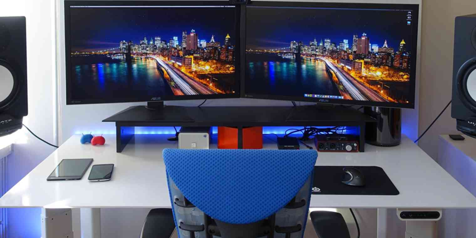 set up desktop