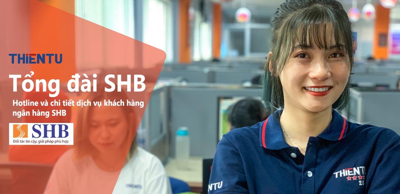 Số hotline tổng đài SHB