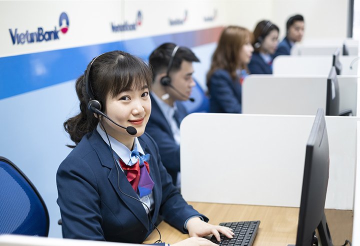 Số hotline Tổng đài vietinbank