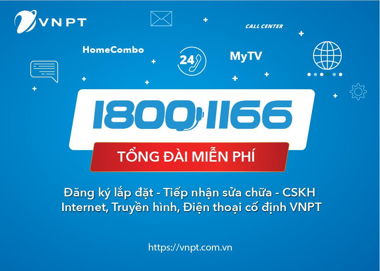 Số tổng đài internet VNPT 24/7 tư vấn và hỗ trợ