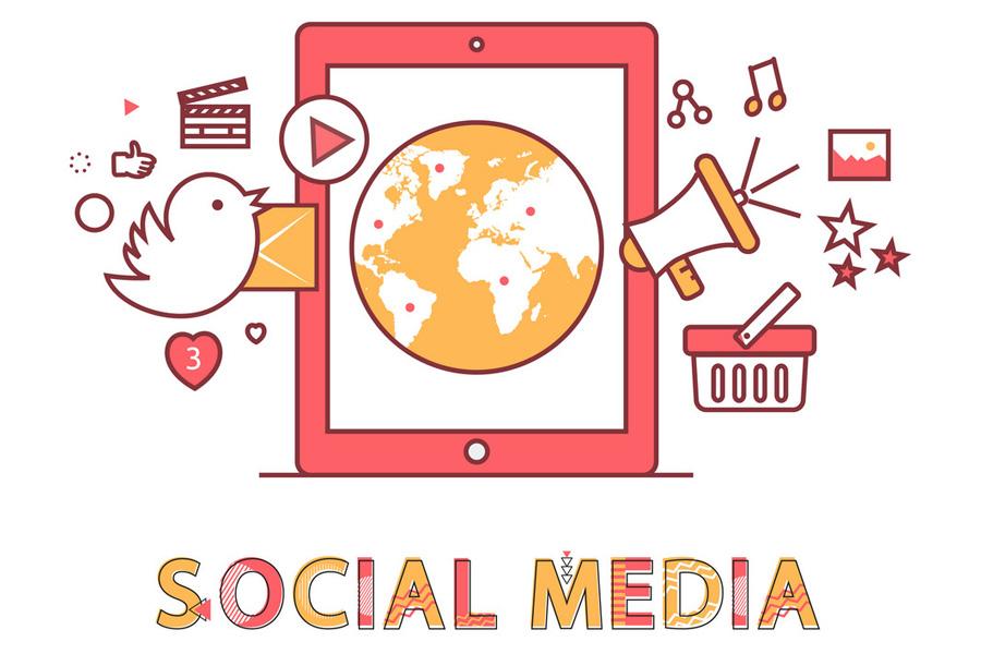 Social media làm những gì
