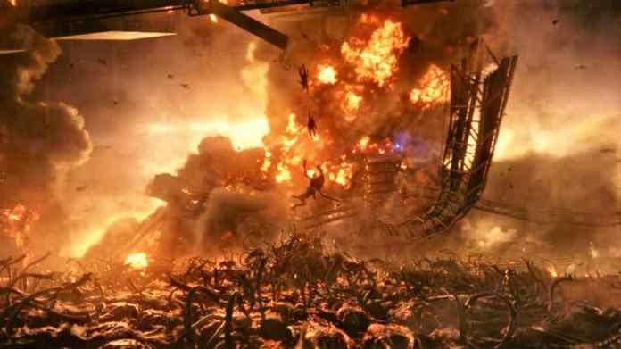 Hình ảnh bom tấn trong phim