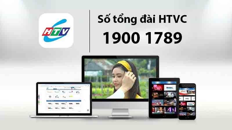 Tổng đài HTVC cap, Hotline CSKH HTVC