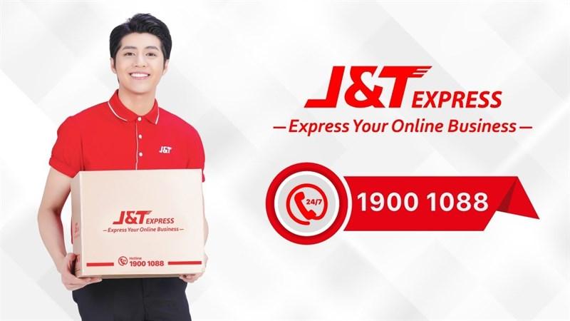 tổng đài J&T Express