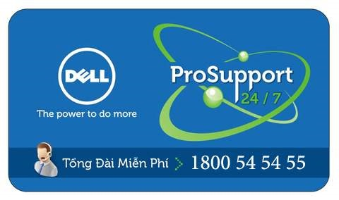 hướng dẫn liên hệ tổng đài CSKH Dell
