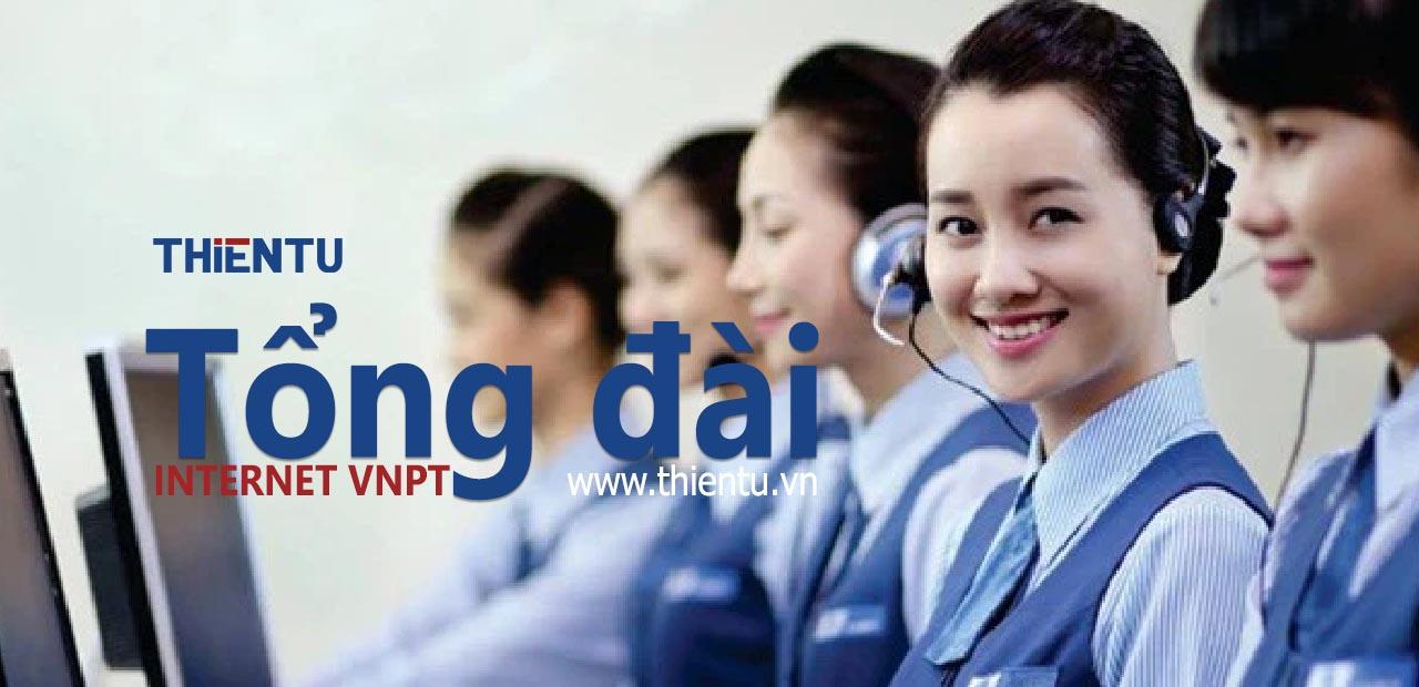 Tổng đài internet VNPT