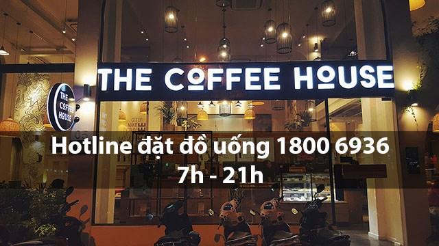 tổng đài The Coffee House, hotline chăm sóc khách hàng