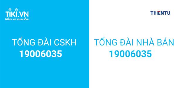 Tổng đài CSKH TIKI 19006035
