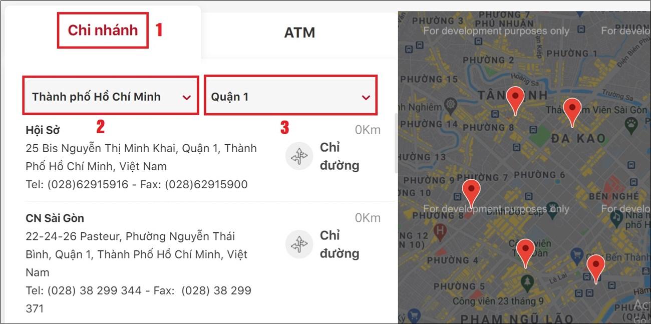 Tra cứu số điện thoại HDbank