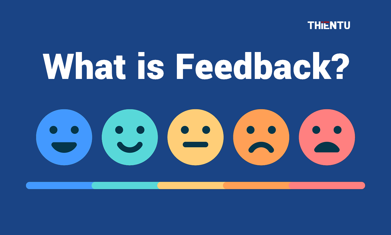 Tìm hiểu feedback là gì?