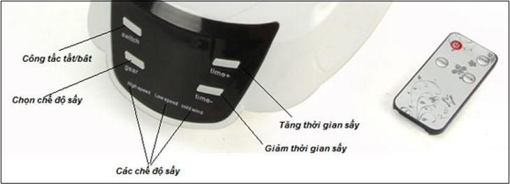 Cách lắp đặt và sử dụng tủ sấy quần áo Samsung ảnh 3