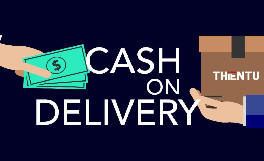 COD Cash on delivery là gì