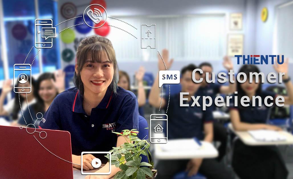 Customer experience là gì
