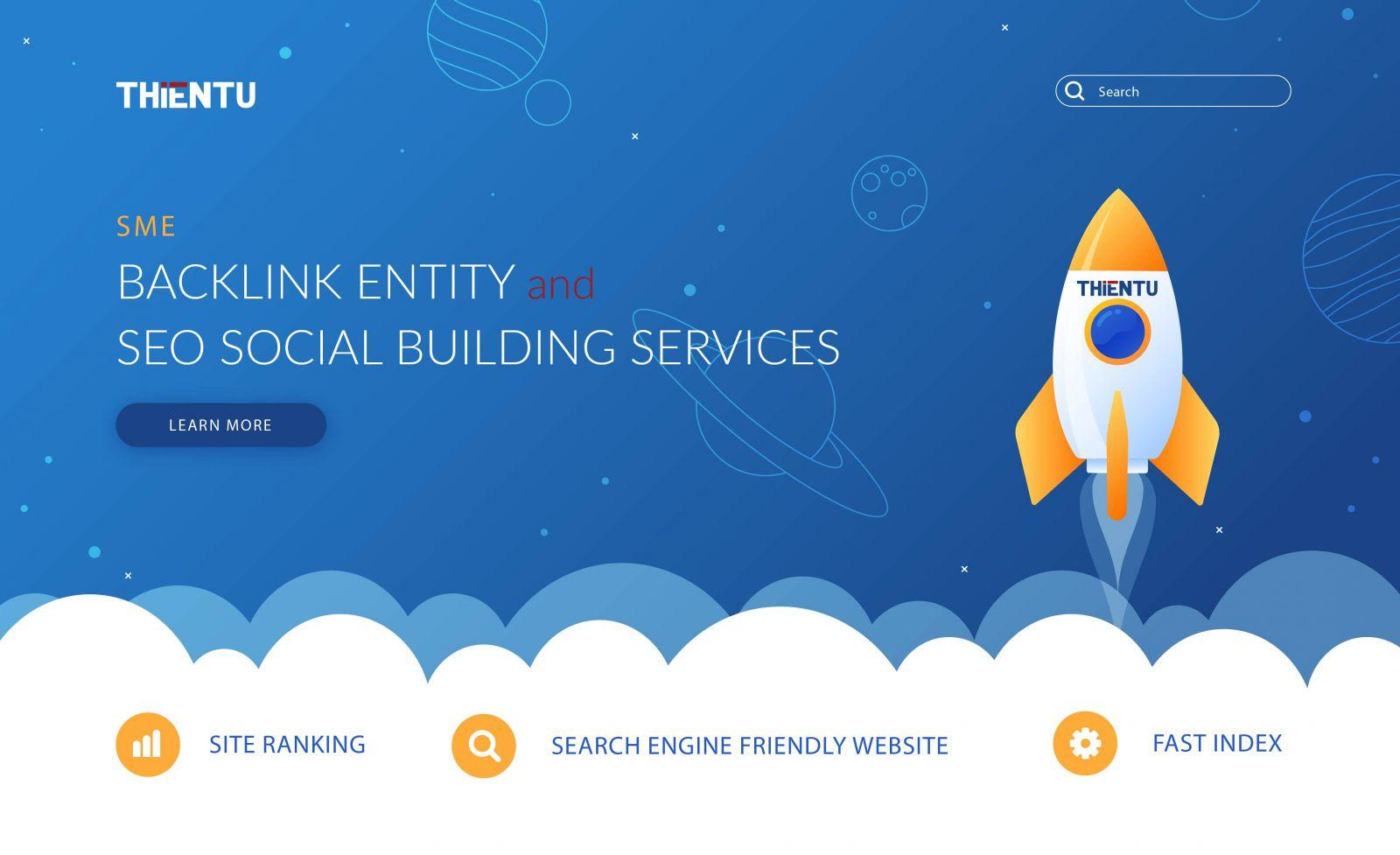 Dịch vụ SEO entity và backlink social