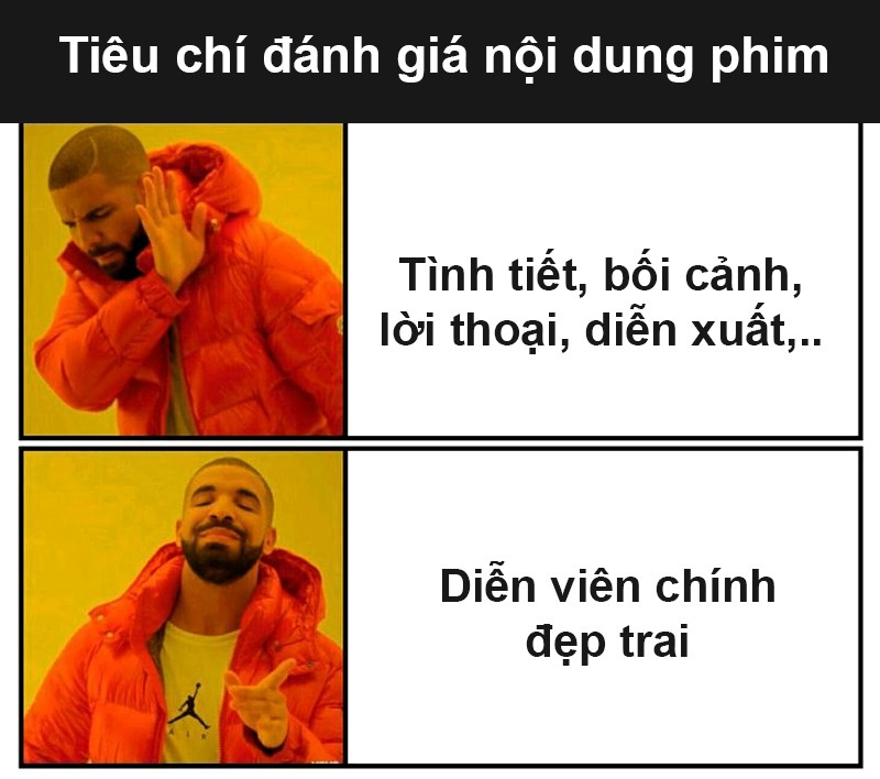 Drake hotline bling meme 1