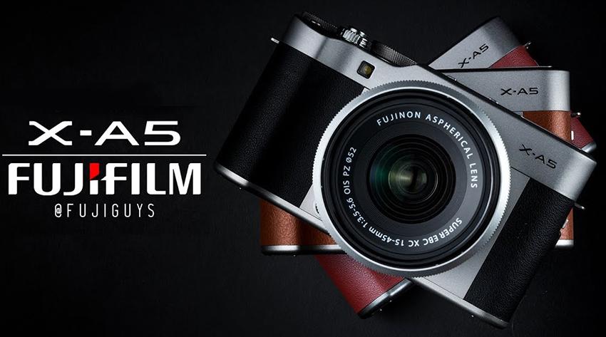 Fujifim X-A5