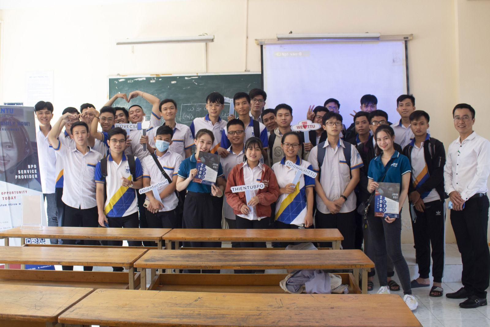 Cơ hội nghề nghiệp tại Thiên Tú
