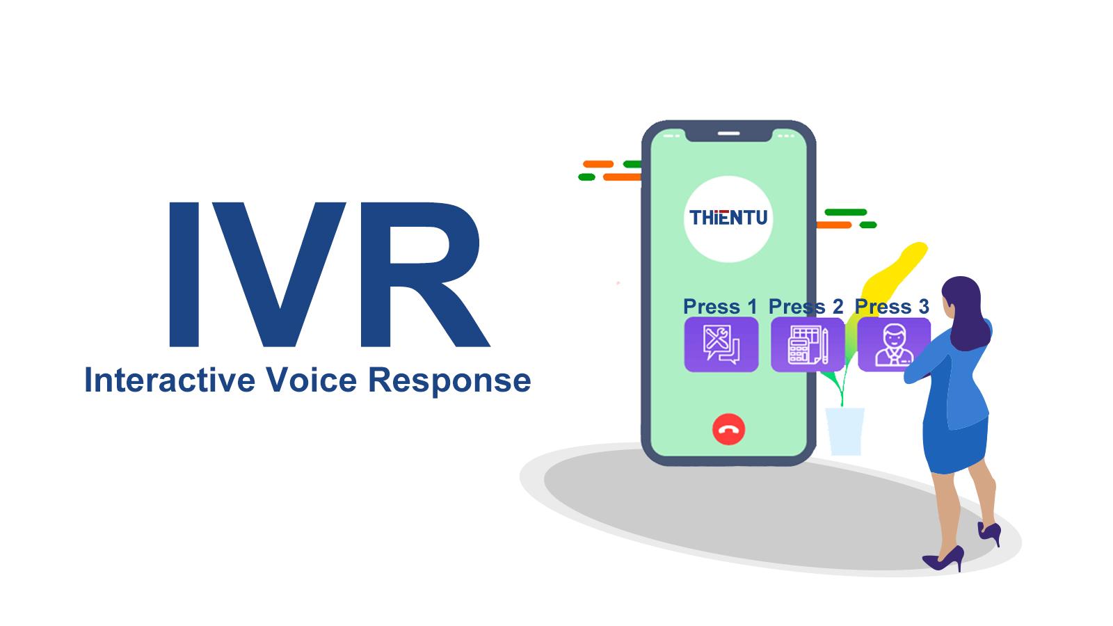 IVR BOT công nghệ nhận diện giọng nói