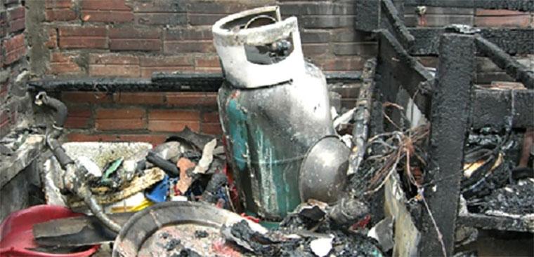 Nguyên nhân nổ bình ga tại nhà ảnh 5