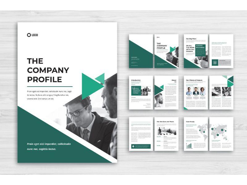 Company Profile là gì?
