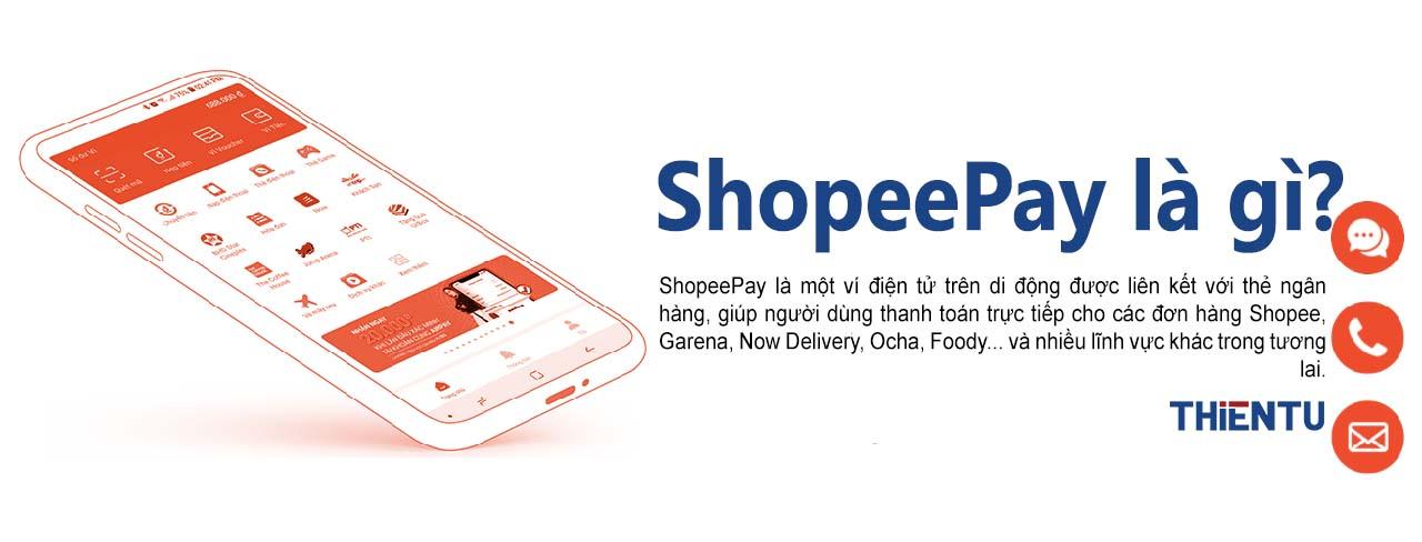 ShopeePay là gì
