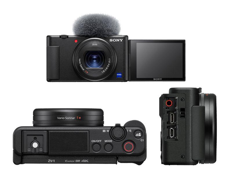 Sony ZV 1 máy ảnh từ 8 triệu