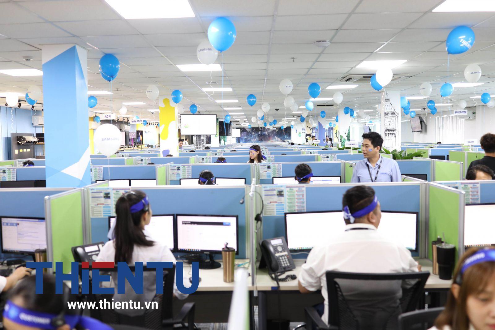 Hình ảnh đại diện cho một contact center trong số nhiều nhiều dự án contact center CSKH