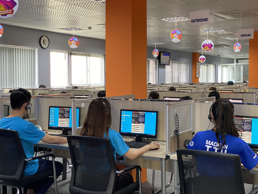 THIENTU CO.,LTD call center