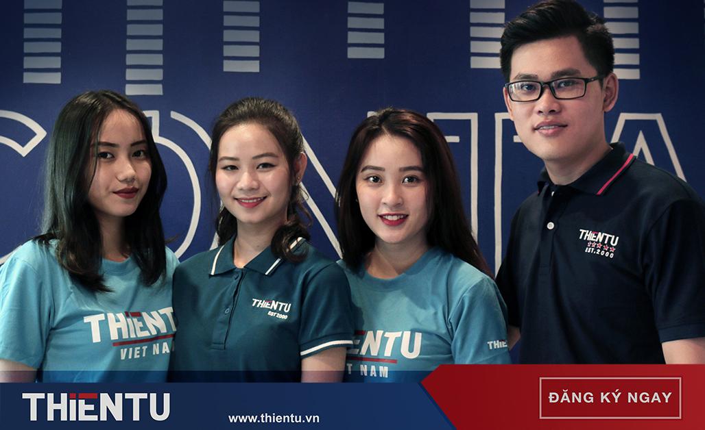 Tuyển dụng vị trí nhân viên CSKH công ty Thiên Tú tháng 2/2021