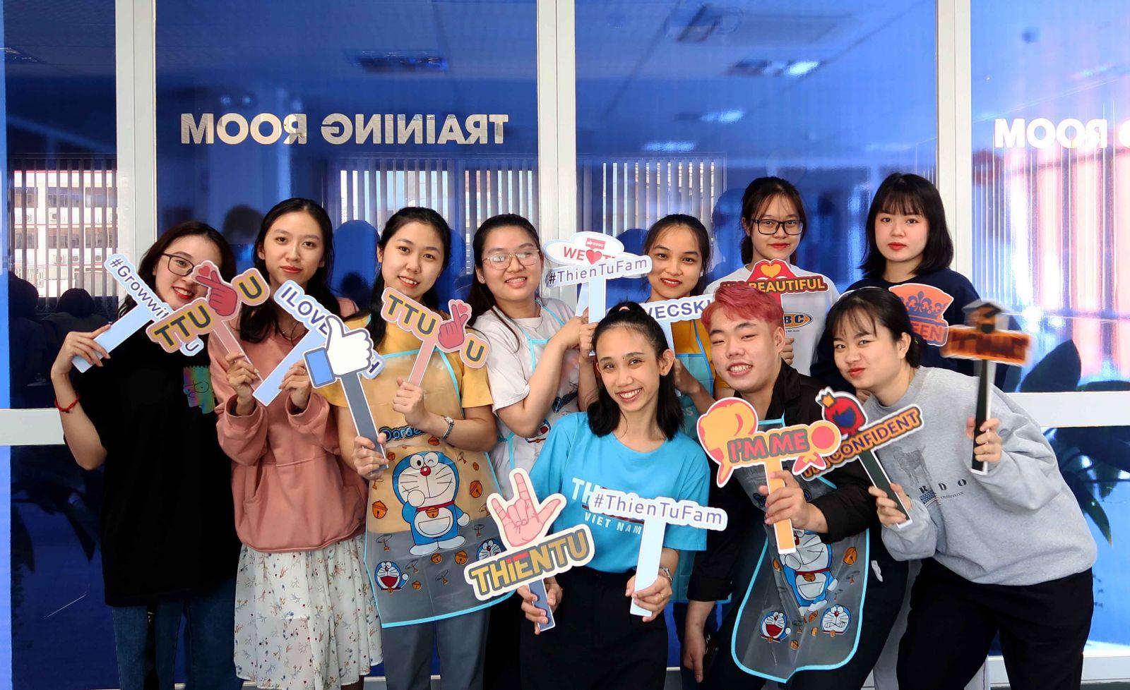 Văn hóa doanh nghiệp Thiên Tú