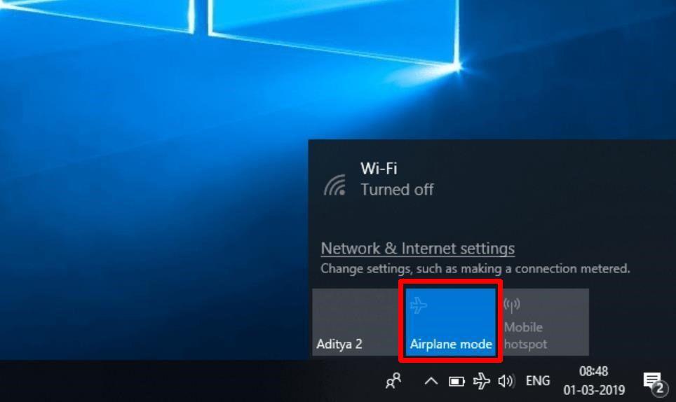 Cách khắc phục máy tính không thể bắt wifi ảnh 3