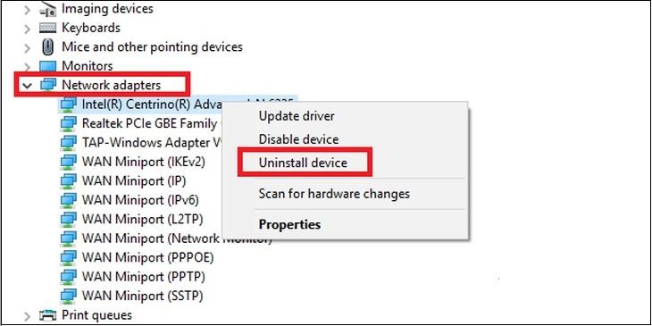 Cách khắc phục máy tính không thể bắt wifi ảnh 7