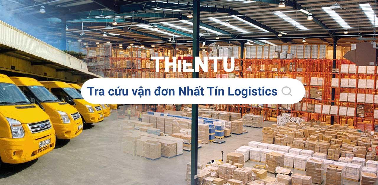 Cách tra cứu vận đơn Nhất Tín Logistics