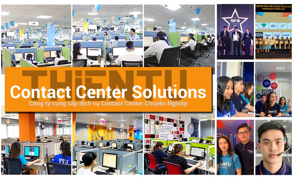 contact center là gì?