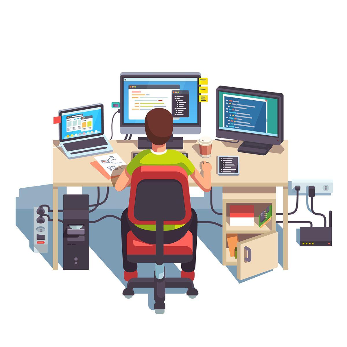 data entry clerk nên biết sử dụng các phần mềm như thế nào để đạt hiệu quả công việc?