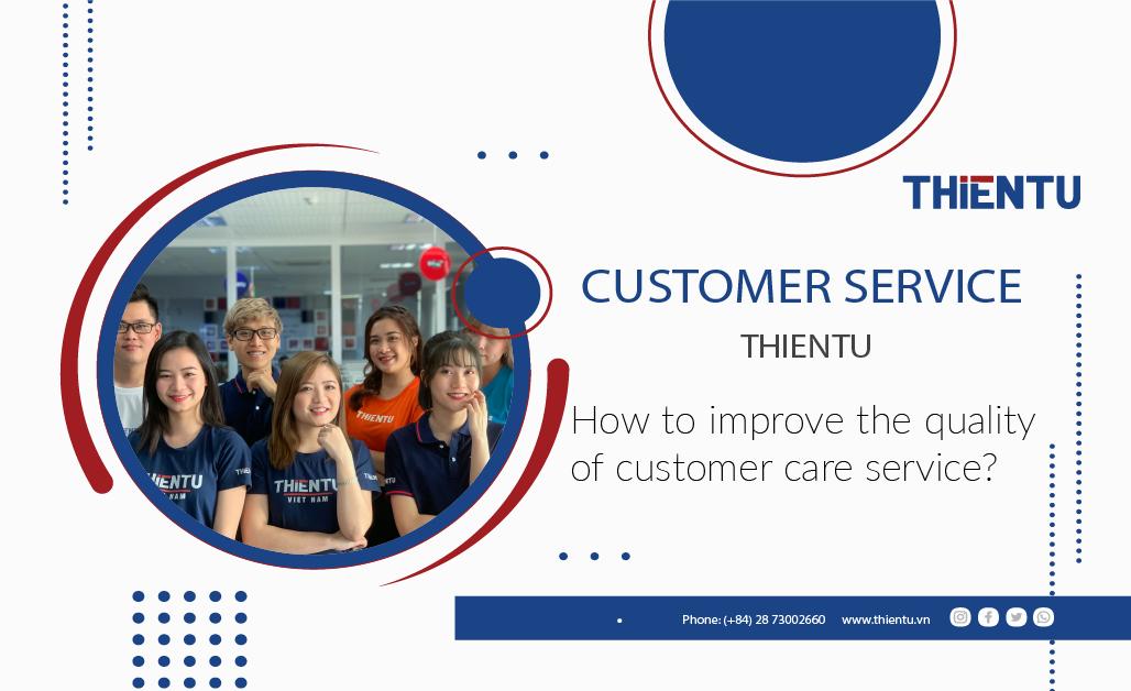Dịch vụ chăm sóc khách hàng là gì