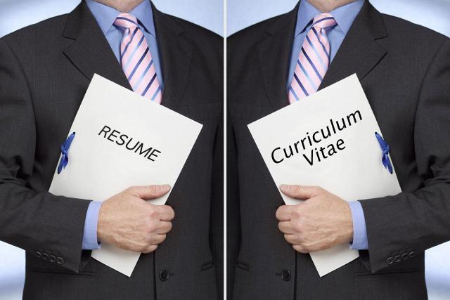 Điểm giống nhau của CV với resume