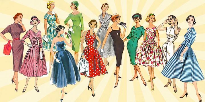 Điểm khác nhau giữa thời trang vintage và retro là gì?